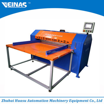 epe foam plastic sheets machinery cutting machine equipment