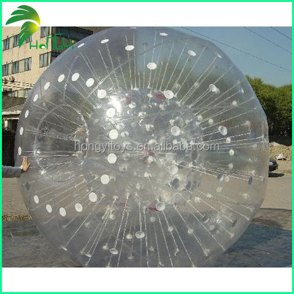 Hot Sale PVC/TPU Inflatable Human Balloon Inflatable Bumper Bubble Ball For Sport Games