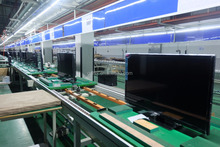 TV assembly line production line by HLX