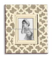 Wall Decor Beautiful Antique Wooden Photo Frame