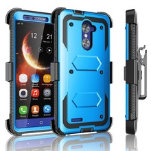 Wholesale creative multi-function holster belt clip cell phone case for Zte N9560 /Max XL
