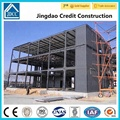 JDCC Brand Three storey Heavy Steel Structure Office Building