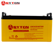 RYTON POWER 12v 50ah opzv battery home use 1000w residential solar systems price for factory