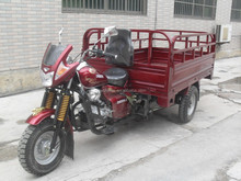 Hot Sale China Cargo Tricycle With Three Wheel Double Front Absorber For Sale