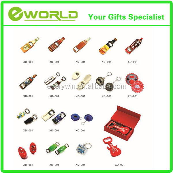 Promotional Gifts Key Ring Aluminum Alloy Beer Bottle Opener