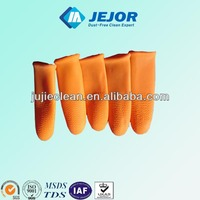Orange Anti-Slip Finger Cover