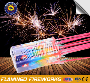 With sample available Thunder Clap Rockets battery fireworks prices