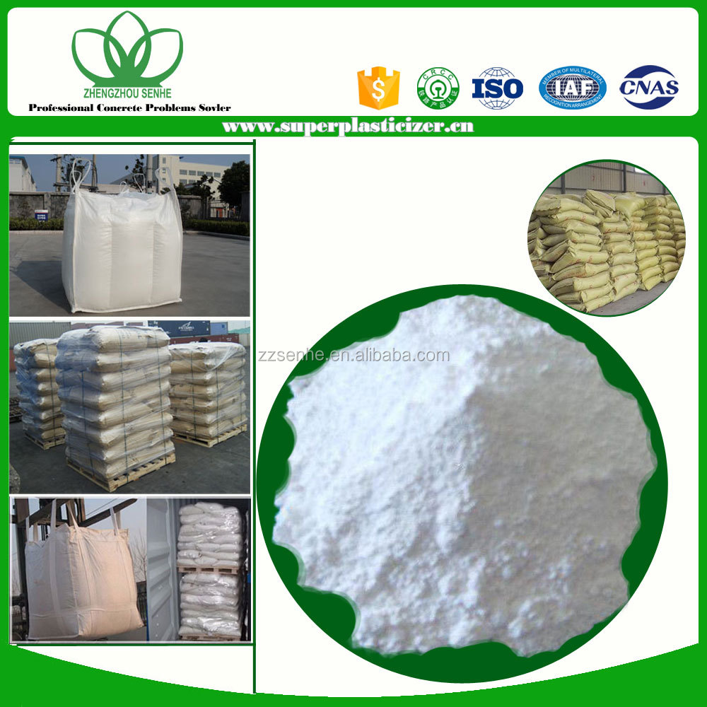 concrete retarder admixture plasticizer for beton and mortar