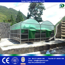 Portable Biogas Plant, Use Organic Waste to Produce Biogas