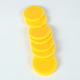 New product custom made embossed plastic token coin