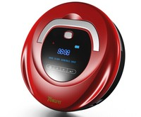Mini dry automatic rechargeable cheap robot vacuum cleaner with CE and 3C cert.