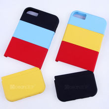 simple innovative products colorful design snap-on pc hard case for iphone 5 mobile phone accessories