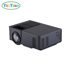 2018 Newest products LED MINI PROJECTOR 1500 Lumens 800*480 1080P Projection Distance 4.8M VS314 CE ROHS FCC for outdoor theater
