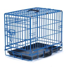 Foldable Storage comfortable wire mesh dog kennel