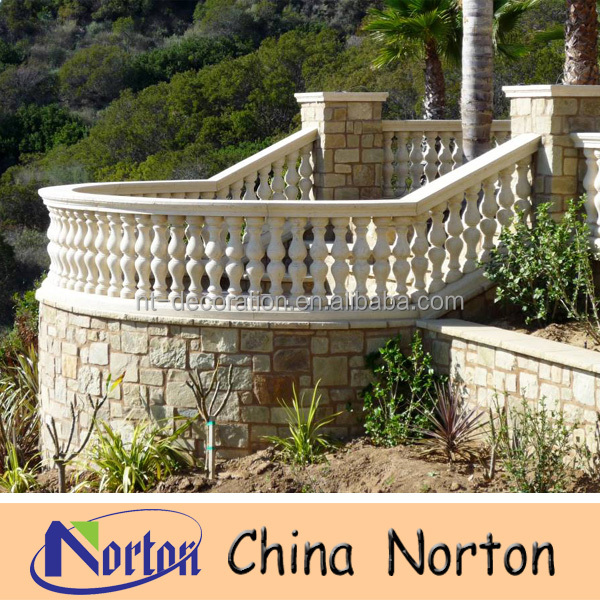Natural & Artificial Stone railing balusters for interior and external decorations F-MB064R
