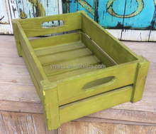 high quality small serving wholesale wooden tray small wooden tray made in China