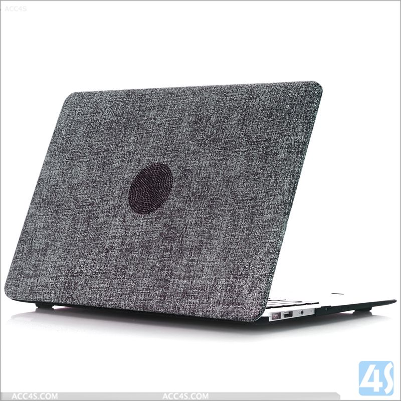 For Macbook A1342 Top Case ,Case Jean Covered Hard Case for APPLE MACBOOK AIR 12(New Macbook)