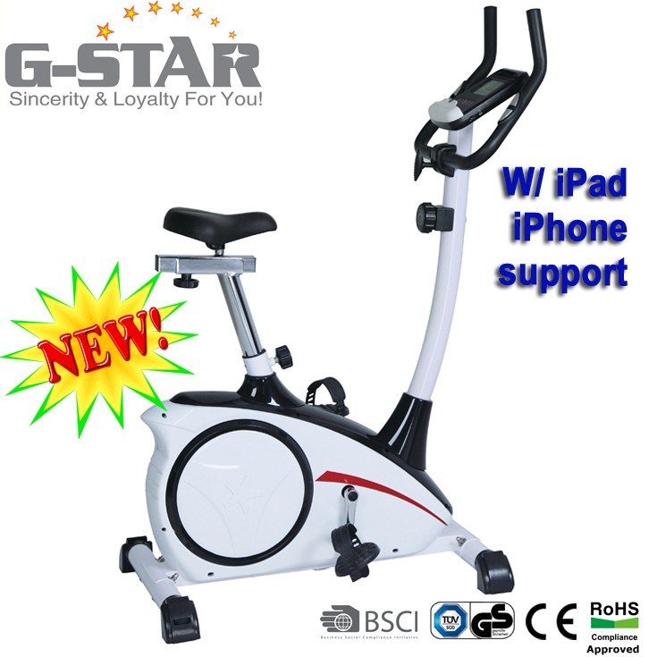 GS-8601-1 Very Popular Indoor Magnetic Body Fit Bike Exercise for Home Use