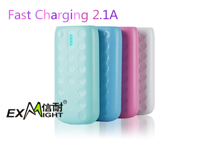 new products 4000mah portable power bank hot selling in amazon.com electronics manufacturer in Shenzhen