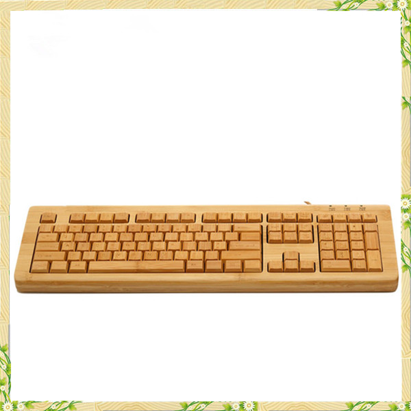 Online shopping china gaming bambus tastatur
