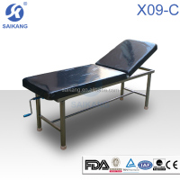 examination couch,gynecological exam table with step chair