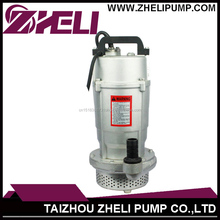 0.75kw 1inch Submersible Pond Water Pump With Controllers