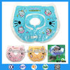 Cat Shape baby inflatable infant swimming neck float ring