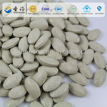 Herbal coenzyme Q10 tablet made in China