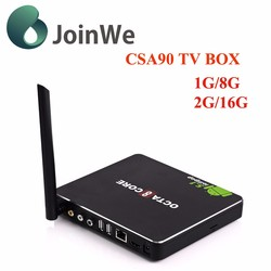 Free Sample Csa90 2g 16g Octa Core Android 5.1 Tv Box Rk3368 Supprt 2.4g 5g Dual Band Wifi I68 Tv Box In Stock Now