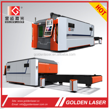 IPG / N-light 1000W Fiber Laser Cutting Machine with Shuttle Table for Metal Sheet