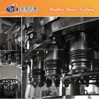 Tin Can Coffee Drinks Hot Filling Machinery