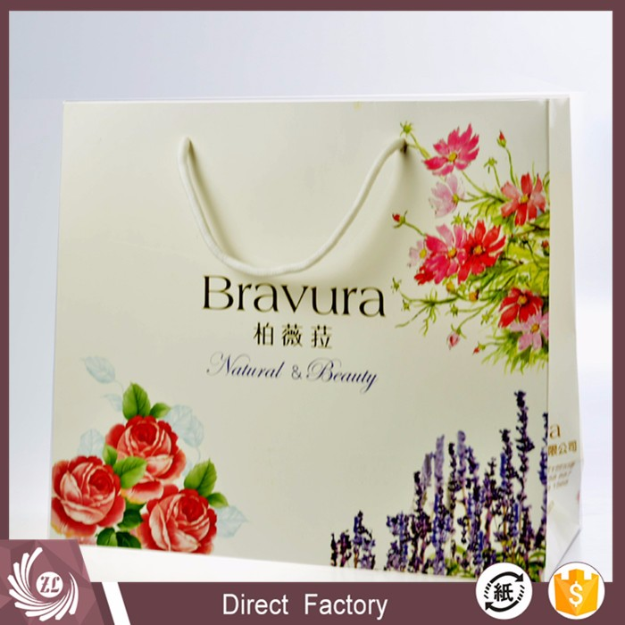 Factory price customizable indian wine gift bags wholesale