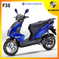 ZNEN MOTOR -- F35 scooter 50cc 125cc 150cc 12' tire gas scooter best sell in South America