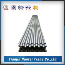 Large stock china supplier clear plastic metal roofing sheet