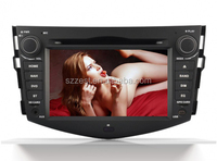 ZESTECH ZT-AT701 Wecaro Android 4.4 Car Radio For Toyota RAV4 2011 Car Dvd With 3G/WIFI Bluetooth IPOD TV Radio AUX IN