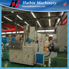 UPVC pipe making machine drain pipe extrusion line 200mm
