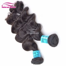 Factory wholesale top grade cheap brazilian ombre hair extension