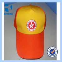 2015 wholesale custom sport cap/plain adjustable baseball cap