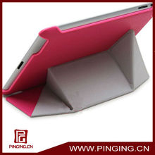 PC+PU Case Cover For Apple iPad 2/3/4,2013 new design