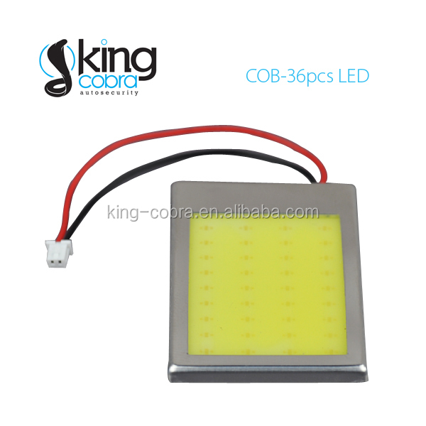 12V Auto LED Dome Light Roof Light