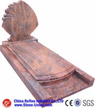China brown granite monument,granite monument canada headstone