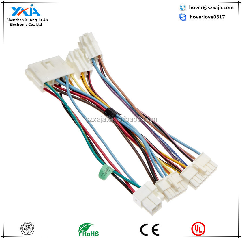 12 Circuit Universal Wire Harness Street Rod painless hot rod wiring harness diagram wiring diagrams for diy hot rod wiring harness universal at mifinder.co