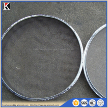 Factory directly sale low price and high quality 304 stainless steel 30 45 micron mesh sieve for paper filter with free samples