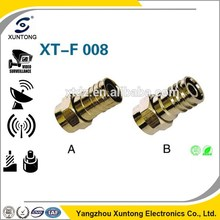 RF connector, MMCX female, pcb mounting transformer