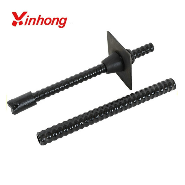 Xinhong galvanized stainless steel hollow r&t threaded rod internally made in china