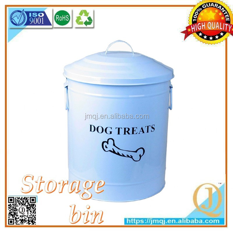 pet food container stackable taobao promotion metal rice storage bin