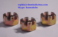 Hex Castle Nut / Crown Nut WHOLESALE