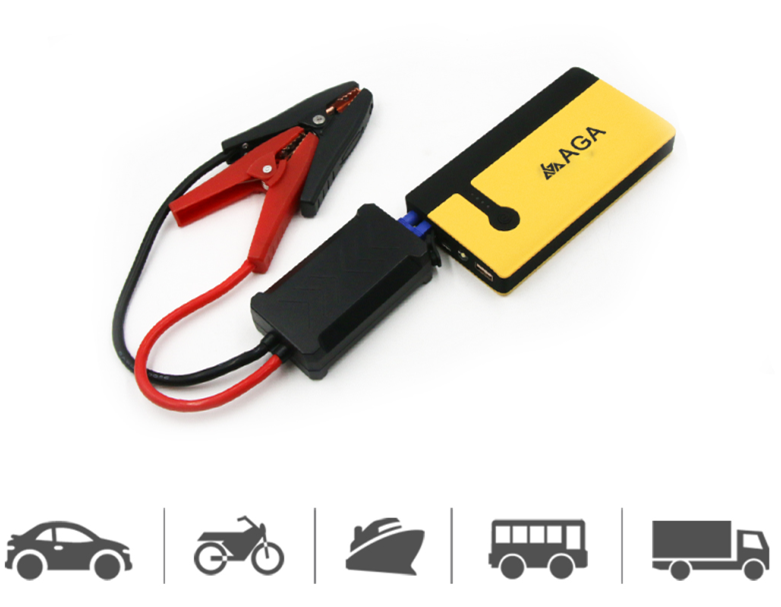 4 in 1 emergency jump starter tools Lithium Ion Car Jump Starter 12V 8000mAh jumper for Mobiles and Auto