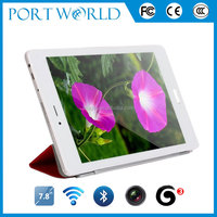 smart pad android tablet 7.85 inch android tablet with built-in 3g