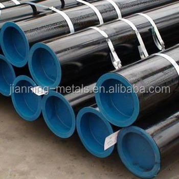 High quality hot rolled carbon seamless steel pipe for oil